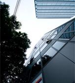 写真:渋谷司法書士オフィスの入居ビル